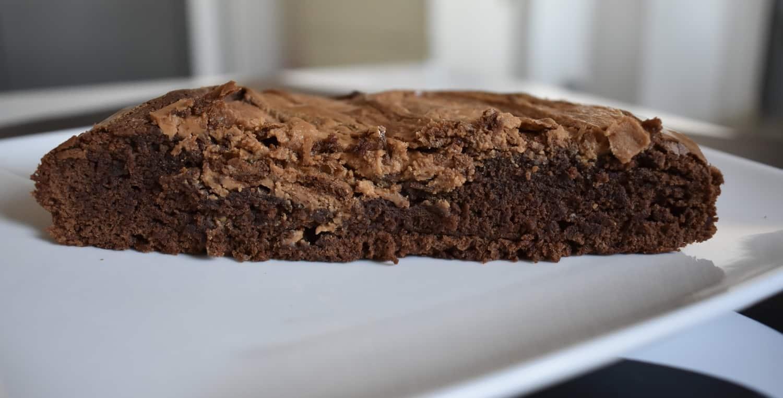 Chocolade Pindakaas Brownies