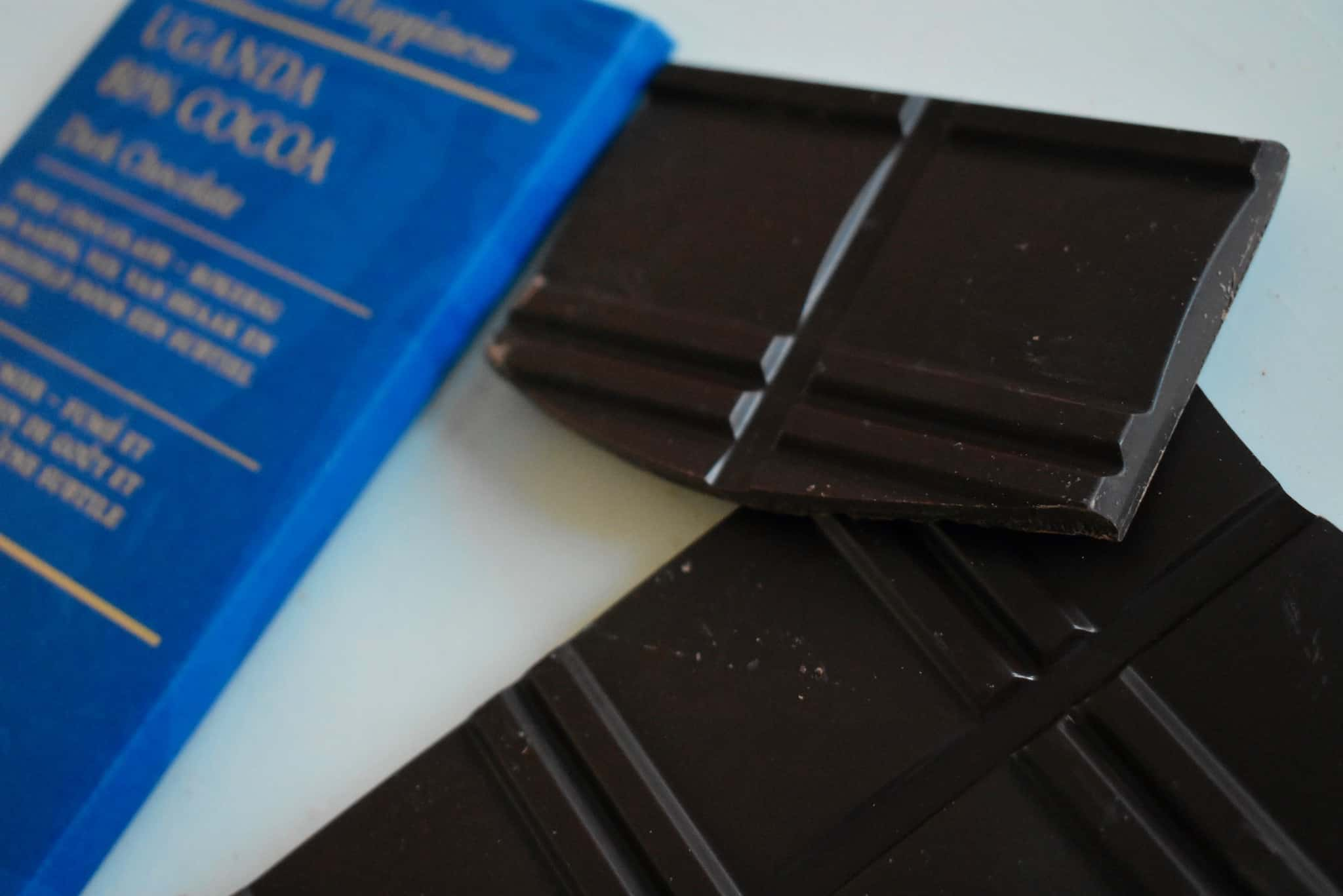 Delhaize Delicata Chocolade - Uganda 80% Cocoa