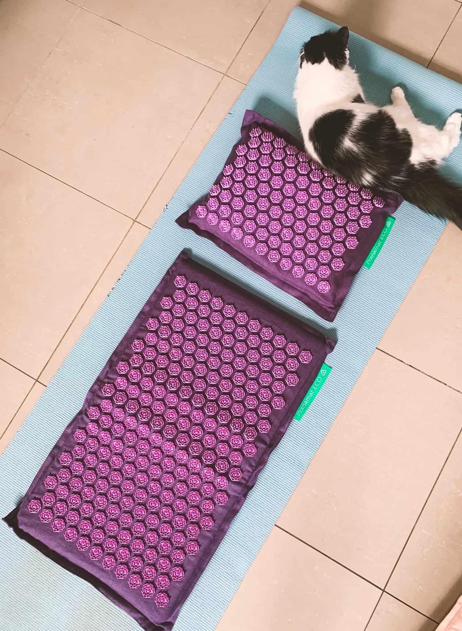 Pranamat ECO Massage set