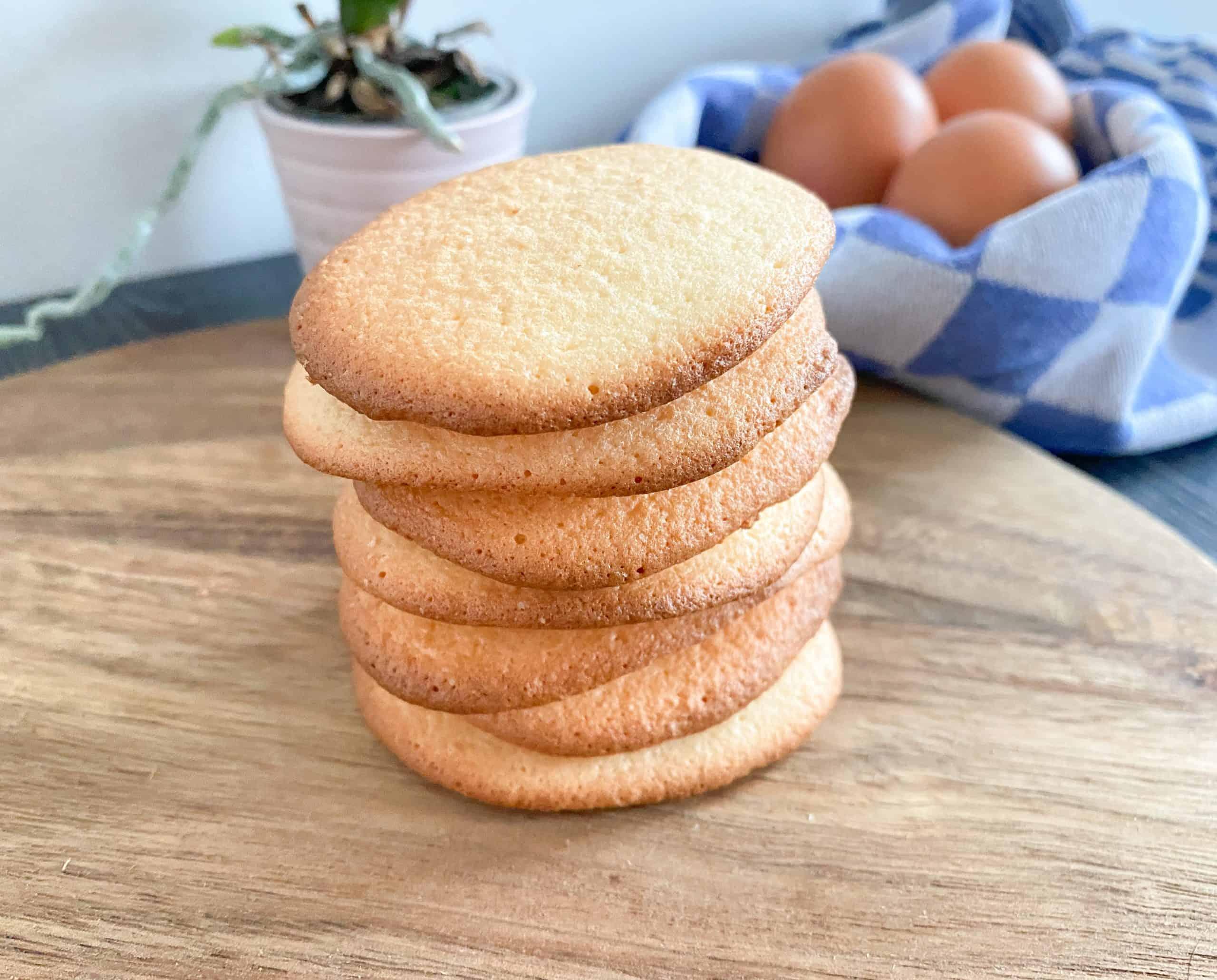 eierkoeken - Egg cookies
