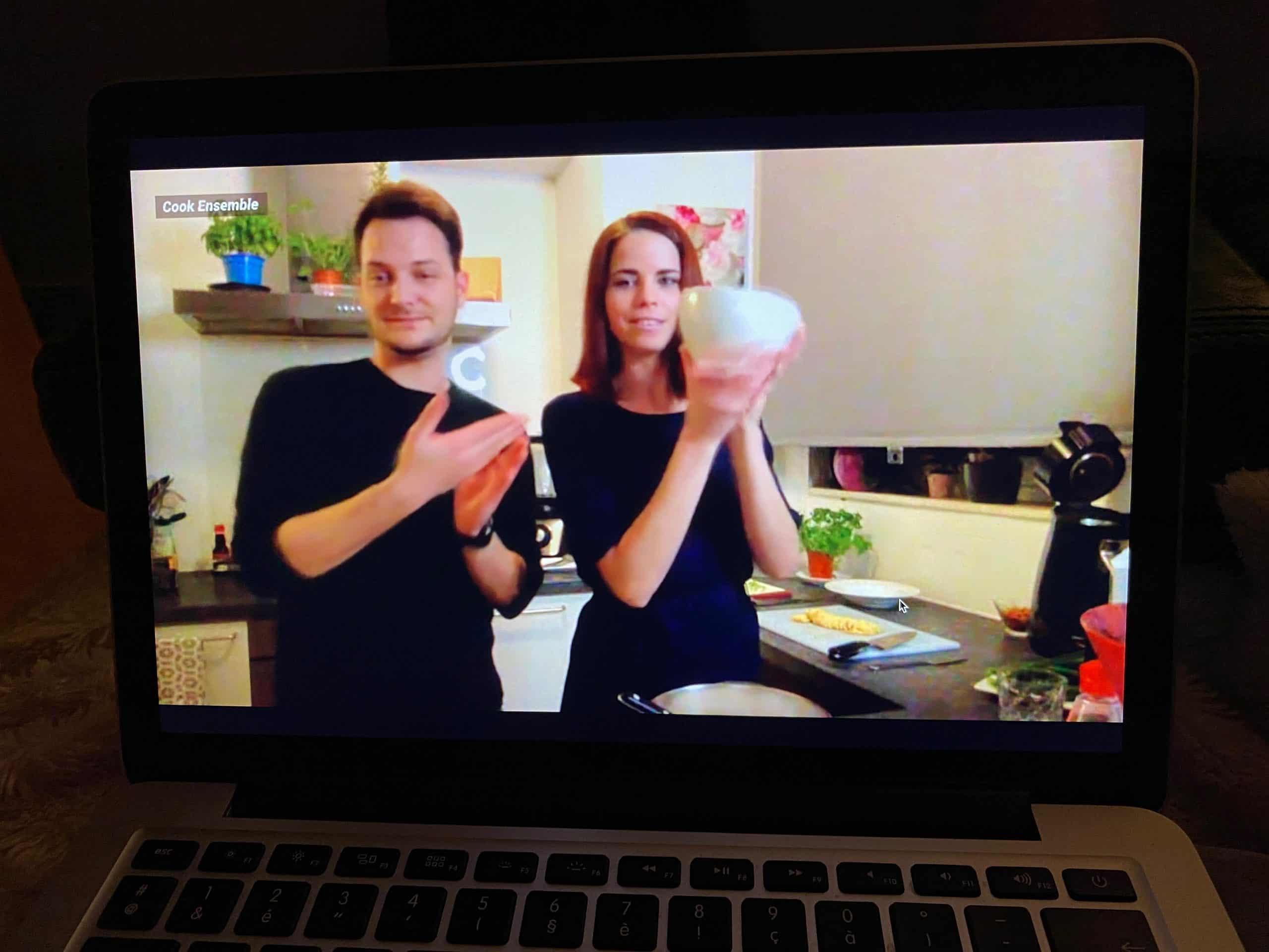 Cook Ensemble: Deborah & Jason