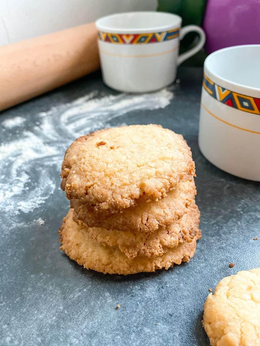 Sugar Cookies - 30 minutes