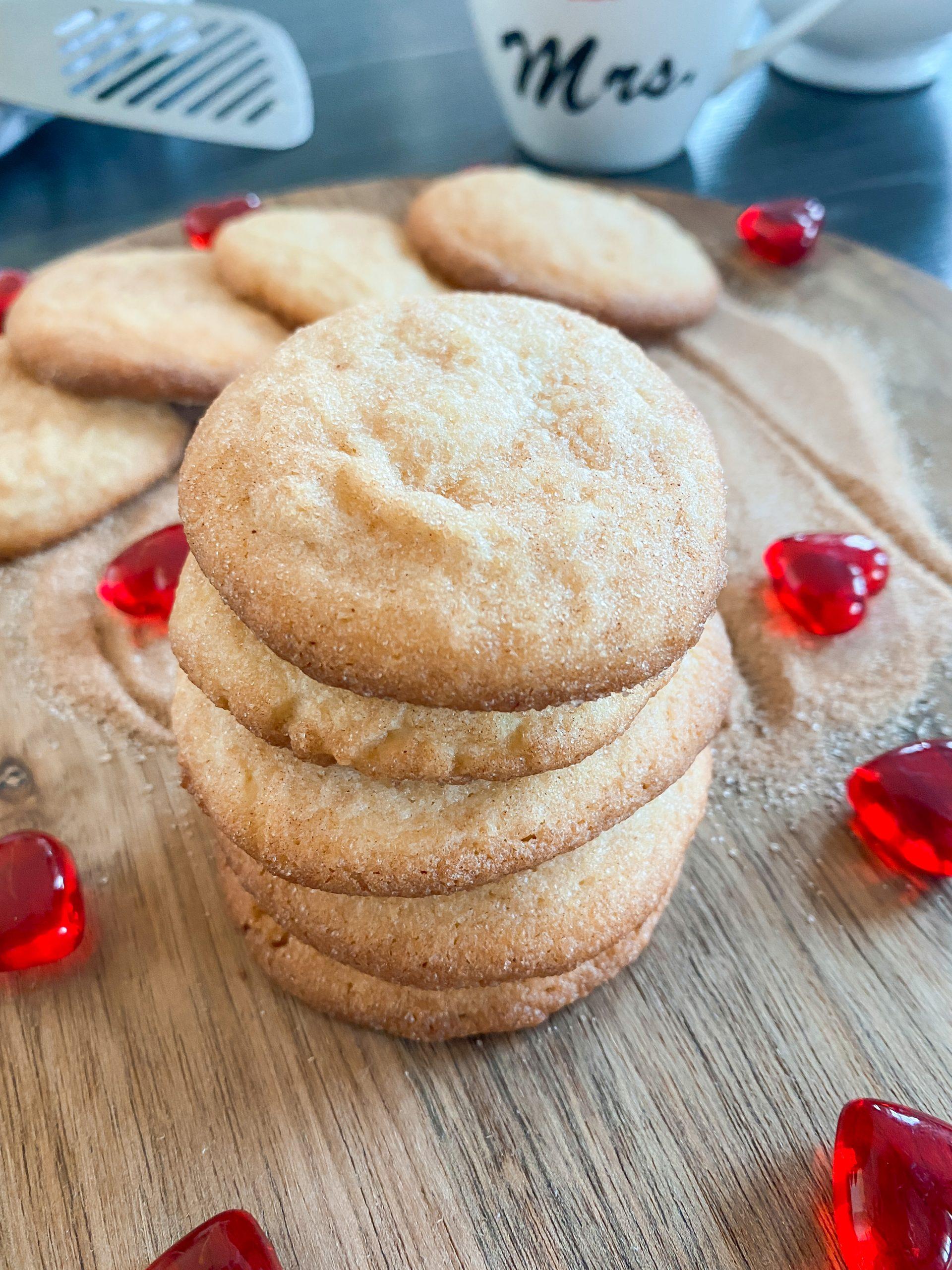 Snickerdoodle Cookies Debbythechocoholic