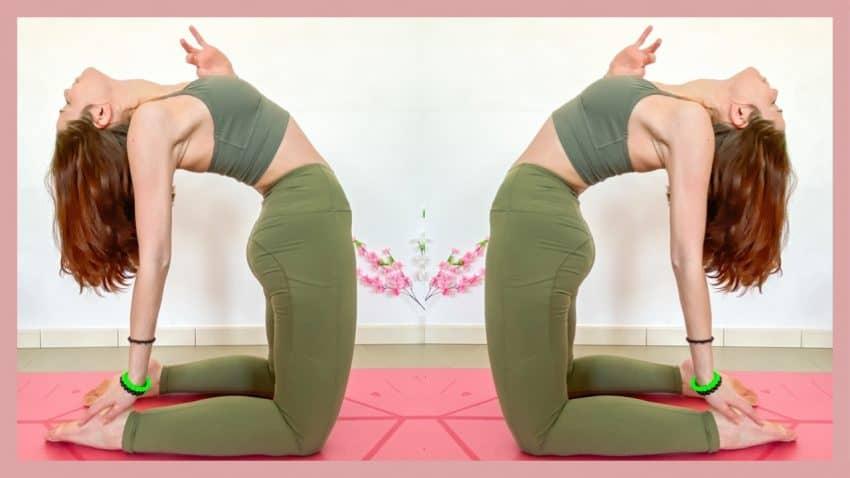 Valentine Yoga by Zen With Debby